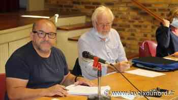 Masny : pour le maire Lionel Fontaine, « nous avons un sacré défi à relever » - La Voix du Nord