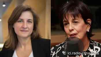 Isabelle Fontaine et Michelle Courchesne, une amitié bipartisane   Bien entendu - ICI.Radio-Canada.ca