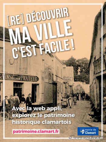 Clamart Patrimoine ! La nouvelle web appli Hôtel de ville de Clamart samedi 19 septembre 2020 - Unidivers