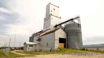 Historic Manitoba landmark being demolished - CTV News Winnipeg