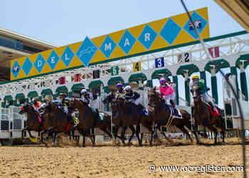 Del Mar horse racing consensus picks for Saturday, August 1 - OCRegister