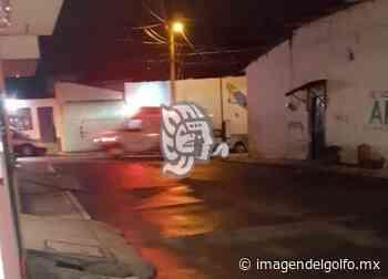 Ebrio le dispara a mujer policía en Coatepec - Imagen del Golfo