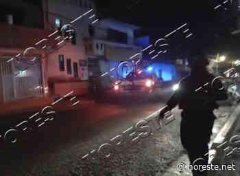 Ebrio dispara contra mujer policía, en Coatepec - NORESTE