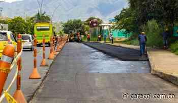 Intervendrán nuevos puntos en la vía a Lebrija - Caracol Radio