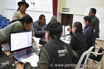 Sunarp atenderá usuarios en las oficinas registrales de Ilo, Puno, Tac - Pachamama radio 850 AM