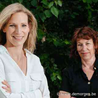 Julie Colpaert en haar tante: 'Met Griet vergeleken voel ik me een burgertrutje'