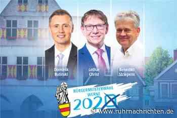 Wer wird Bürgermeister in Werne? Stellen Sie Fragen an die Kandidaten - Ruhr Nachrichten