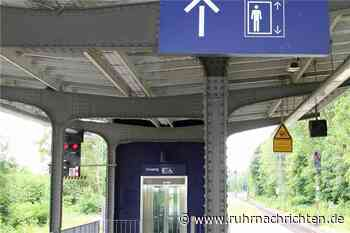 Völlig überraschend: Bahn erneuert Sorgenkind am Bahnhof Werne - Ruhr Nachrichten