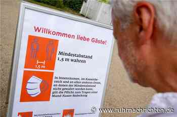 Ordnungsamt Werne beobachtet nachlassenden Respekt vor Corona-Regeln - Ruhr Nachrichten