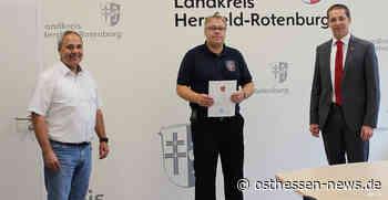 Organisatorischer Leiter Rettungsdienst Landkreis Hersfeld-Rotenburg - Osthessen News