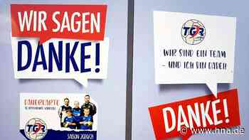 TG Rotenburg kämpft mit Kartenaktion gegen Ebbe in der Kasse - hna.de