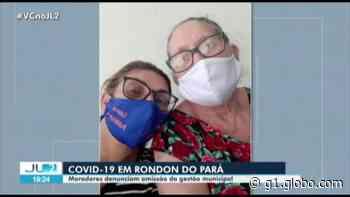 Sem UTIs, Rondon do Pará deixa de atender pacientes com Covid-19, dizem familiares - G1