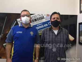 Lions Clube Marechal Cândido Rondon Aliança e Conseg promovem campanha solidária - Aquiagora.net