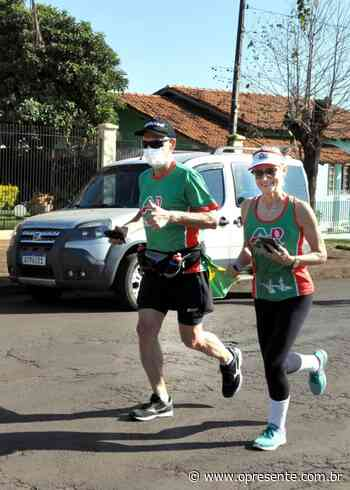 Atleta da Acorre Rondon torna-se ultramaratonista ao concluir desafio de 50 km - O Presente