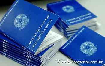 Marechal Rondon oferece 54 vagas em vários setores do mercado de trabalho - O Presente