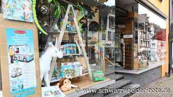 Triberg: Herausfordernde Zeit für den Handel - Triberg - Schwarzwälder Bote