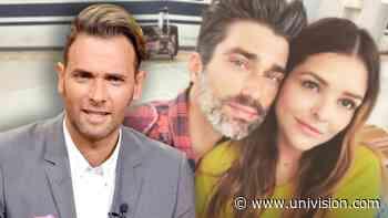 Grettell Valdez calla sobre el caso de su marido, pero su ex no: Pato Borghetti cuenta qué le pasó a Leo Clerc - Univision