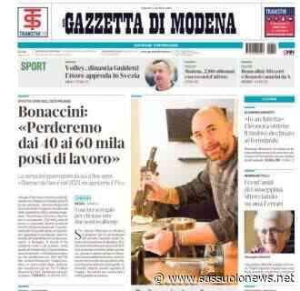 """Gazzetta di Modena: """"Sassuolo, Berardi tra record e orizzonti azzurri"""" - Sassuolonews.net"""