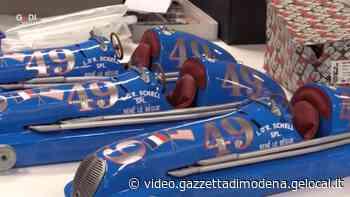 Modena, Pit Stop: nuovo tempio del modellismo Maserati - Gazzetta di Modena