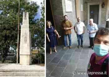 Modena, il Monumento ai Caduti in Cittadella non sarà demolito - La Pressa