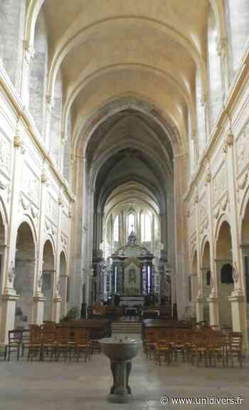 Visite Abbatiale Notre Dame Eglise Abbatiale Notre-Dame samedi 19 septembre 2020 - Unidivers