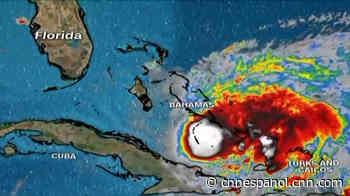 Isaías azota las Bahamas mientras Florida emite estado de emergencia - CNN