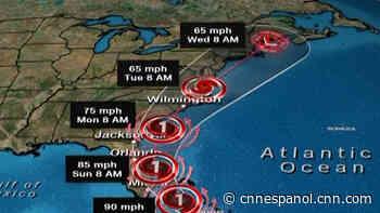 Florida en alerta por el curso del ciclón Isaías - CNN