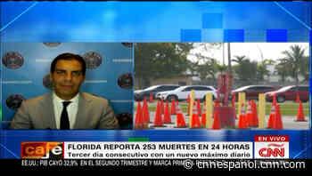Florida enfrenta un doble riesgo: el huracán Isaías y el coronavirus - CNN
