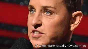 Investigation could end Ellen's career - Warwick Daily News