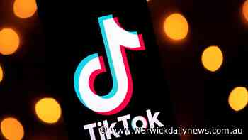 Trump announces TikTok ban - Warwick Daily News