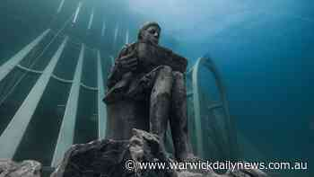 BREATHTAKING: Underwater museum is truly something else - Warwick Daily News