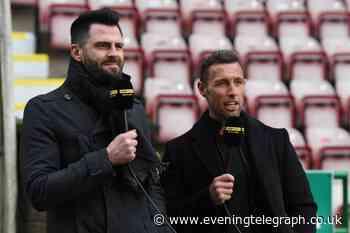 Former Dundee United and Scotland striker Steven Thompson is Sportscene's new Sunday night host - Evening Telegraph