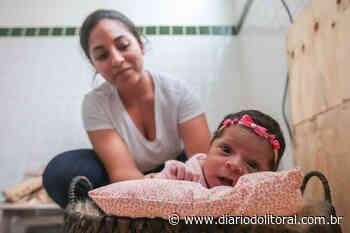 Praia Grande: Usafa Quietude disponibiliza protetor facial para bebês - Diário do Litoral