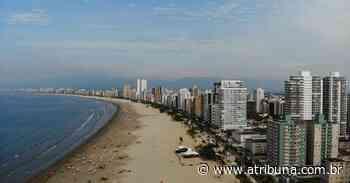 Prefeitura de Praia Grande interdita vias no bairro Canto do Forte - A Tribuna