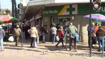 Alza de contagios no se detiene en Talcahuano - 24Horas.cl