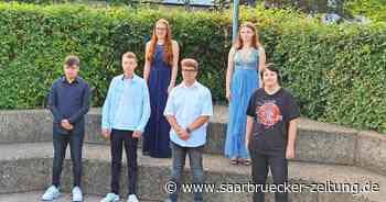 Schüler der Schule an der Waldwies Saarwellingen blicken in die Zukunft - Saarbrücker Zeitung