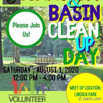 Aug 1 | Community & Basin Clean Up Day | Newark, NJ Patch - Patch.com