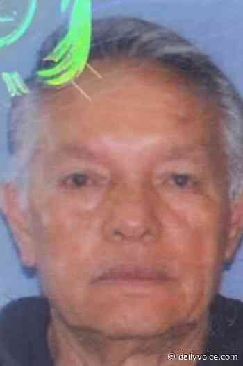 SEEN HIM? Missing Newark Man, 80, Suffers From Dementia - Rutherford Daily Voice