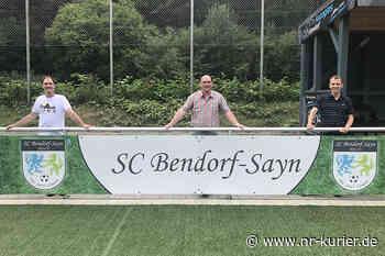 CDU-Bürgermeisterkandidat Sascha Schoblocher besuchte SC Bendorf-Sayn - NR-Kurier - Internetzeitung für den Kreis Neuwied