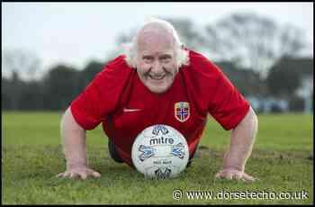 Weymouth 83-year-old footballer up for 'Brave Briton' award - Dorset Echo