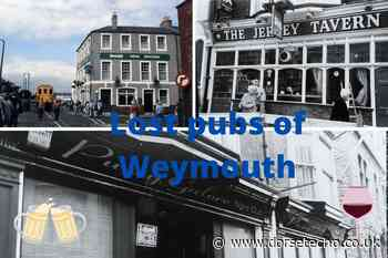 Remembering the lost pubs of Weymouth many of us used to enjoy a pint in - Dorset Echo