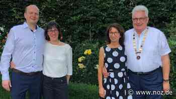 Rotary Club Cloppenburg-Quakenbrück mit neuem Präsidenten - noz.de - Neue Osnabrücker Zeitung