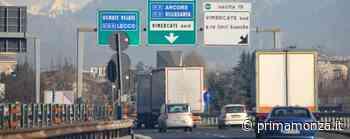 Tangenziale Est: chiusura di 13 giorni per gli svincoli Arcore/Villasanta e Torri Bianche - Prima Monza