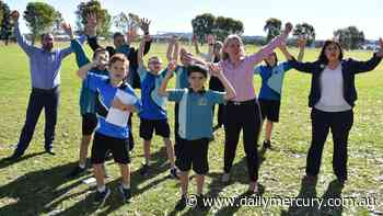 Mackay primary students react to space launch plan - Daily Mercury