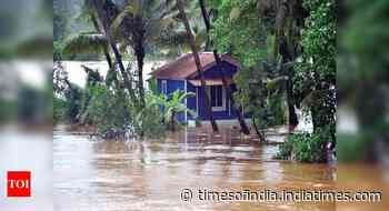 Flash floods doubled in Western Himalayan rivers between 1980-2003 - Times of India