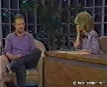 Watch Hüsker Dü meet Joan Rivers in 1987 and hear Bob Mould's new song - Boing Boing