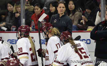 Courtney Sheary finds perfect match as girls prep coach at Rivers School - New England Hockey Journal