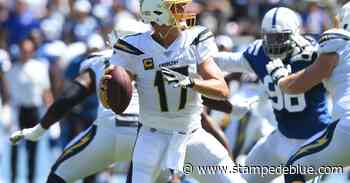 PFF Ranks the Colts Philip Rivers as a 'Tier 3' Starting NFL Quarterback - Stampede Blue