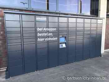 NEU! Amazon-Locker (Abholstation) am Planetencenter! - Garbsen City News