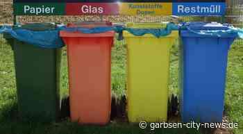 Sackausgabe ab 1. August wieder auf Wertstoffhöfen - Garbsen City News
